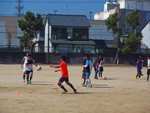 サッカー部4