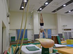 体操部(中学校)2
