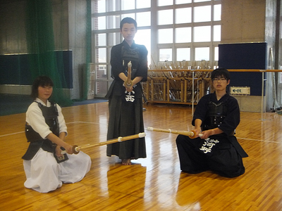 剣道部(中学校)1