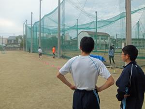 陸上部(中学校)1