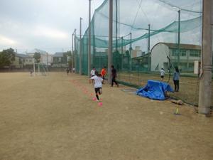 陸上部(中学校)2