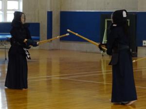 高校剣道部2