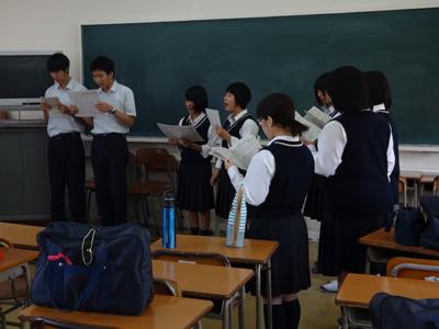 音楽部(合唱)1